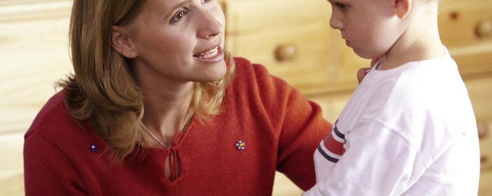 учить ребенка извиняться