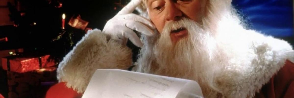 Письма Деду Морозу-Телепедиатр